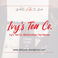 Ivy's Tea Co. Black/Lemon Tea Review