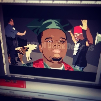 Mike Brown Stage 6