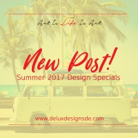 Graphic Design Specials for Summer 2017!