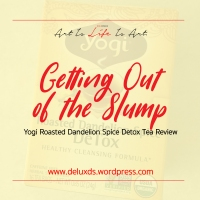 Yogi Roasted Dandelion Spice Detox Tea Review