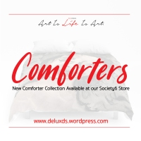 [NEW] Comforter Collection!