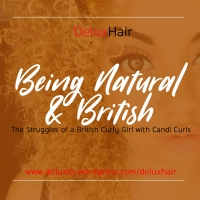 The Struggles of a British Curly Girl with Candi Curls